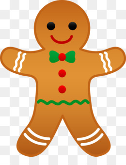 The Gingerbread Man Png Free Download Christmas Basket With