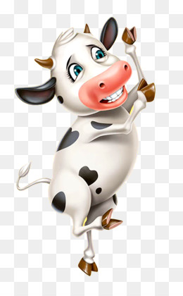 Cattle png free download - Family Drawing - Angry cow