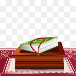 Islamic Holy Books png free download - Qur'an Mus'haf Book Instagram
