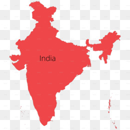 India Map PNG - India Map Outline, India Map Transparent, India Map Hd.