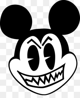 Mickey Mouse Minnie Mouse Black and white Clip art