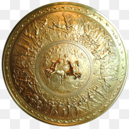 Thetis png free download - Gold Coin - meditative