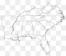 Southeastern United States PNG & Southeastern United States ...