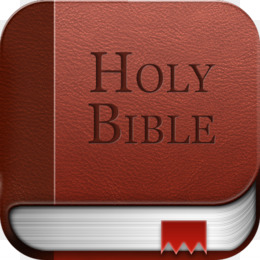 Open Holy Bible Png