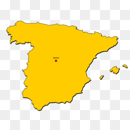 Map Of Spain Drawing.Spain Map Png Spain Map Icon Spain Map Vector Spain Map Outline