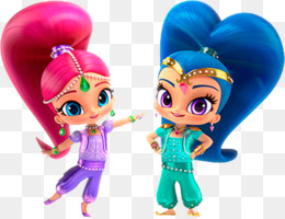 Shimmer And Shine Png Shimmer And Shine Transparent Clipart Free