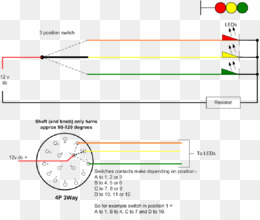 wiring diagram for rotary switch free download rotary switch wiring diagram electrical wires  rotary switch wiring diagram