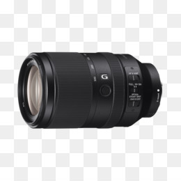 Sony Fe 24105mm F4 G Oss png free download - Camera Lens