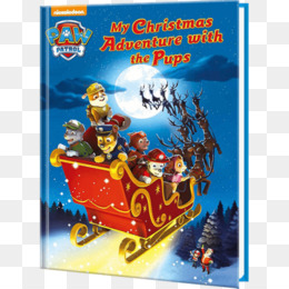 Pups Save Christmas Book.Big Book Of Paw Patrol Paw Patrol Png Free Download Puppy