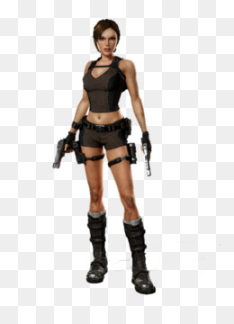 Lara Croft And The Guardian Of Light Png Free Download