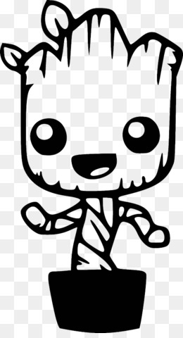 Baby Groot Baby Groot Transparent Clipart Free Download