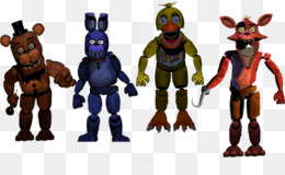 Animatronics png free download - Five Nights at Freddy's