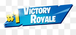 Victory royale banner PNG Pic.