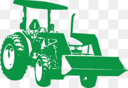 Green Tractor Png And Green Tractor Transparent Clipart Free Download