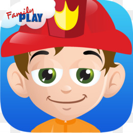 Kids Fire Truck Fun Games png free download - Kids Learning