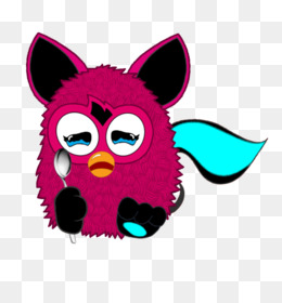 Drawing Furby Illustration Clip Art Image Furby Boom