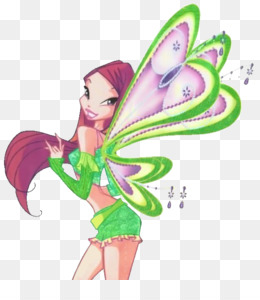 Kleurplaten Winx Club Believix.Believix Png Free Download Aisha Bloom Fairy Art Winx Club