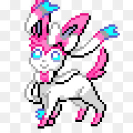 Pixel Art Pokemon Eevee Koolgadgetz