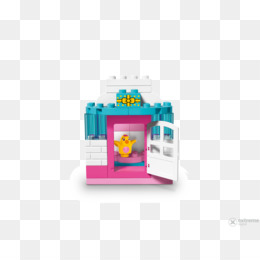 Lego 10844 Duplo Minnie Mouse Bowtique Png Free Download Minnie