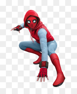 Spiderman Homecoming Png Free Download Spider Man Homecoming Book