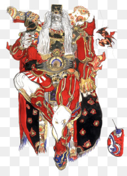 Kefka Palazzo png free download - Design Background - others