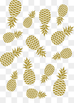 Pineapple Cartoon Clip art - Pineapple PNG Picture