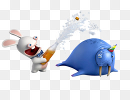 Rabbids Png Free Download Lapin Transparency And Translucency